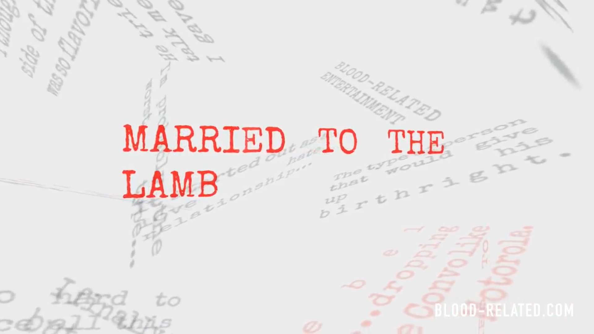 Married to the Lamb by Pacaso Ramirez [Lyric Video]