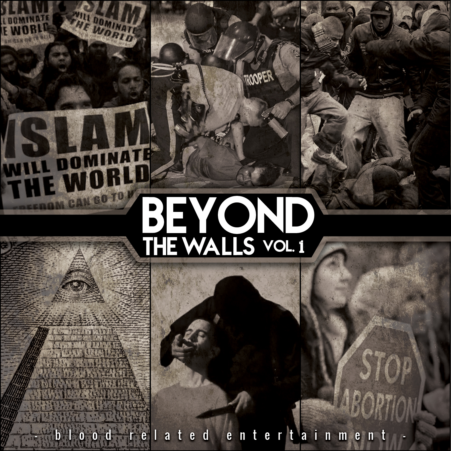 Beyond the Walls, Volume 1 by Blood Related Entertainment