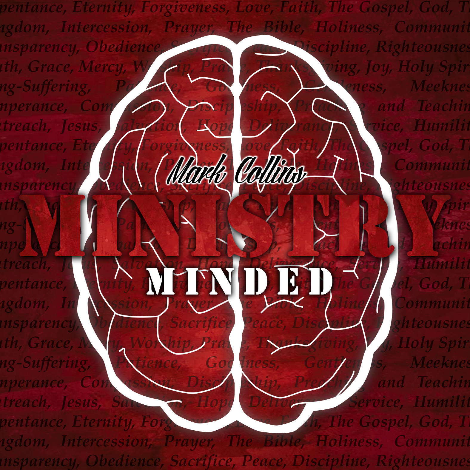 Ministry Minded by Mark Collins