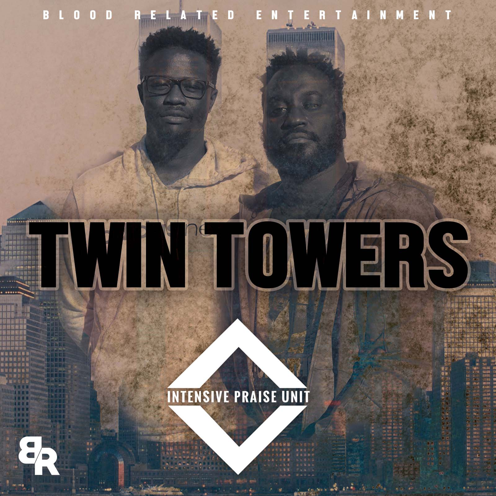 Twin Towers by Contemporary Artists Intensive Praise Unit