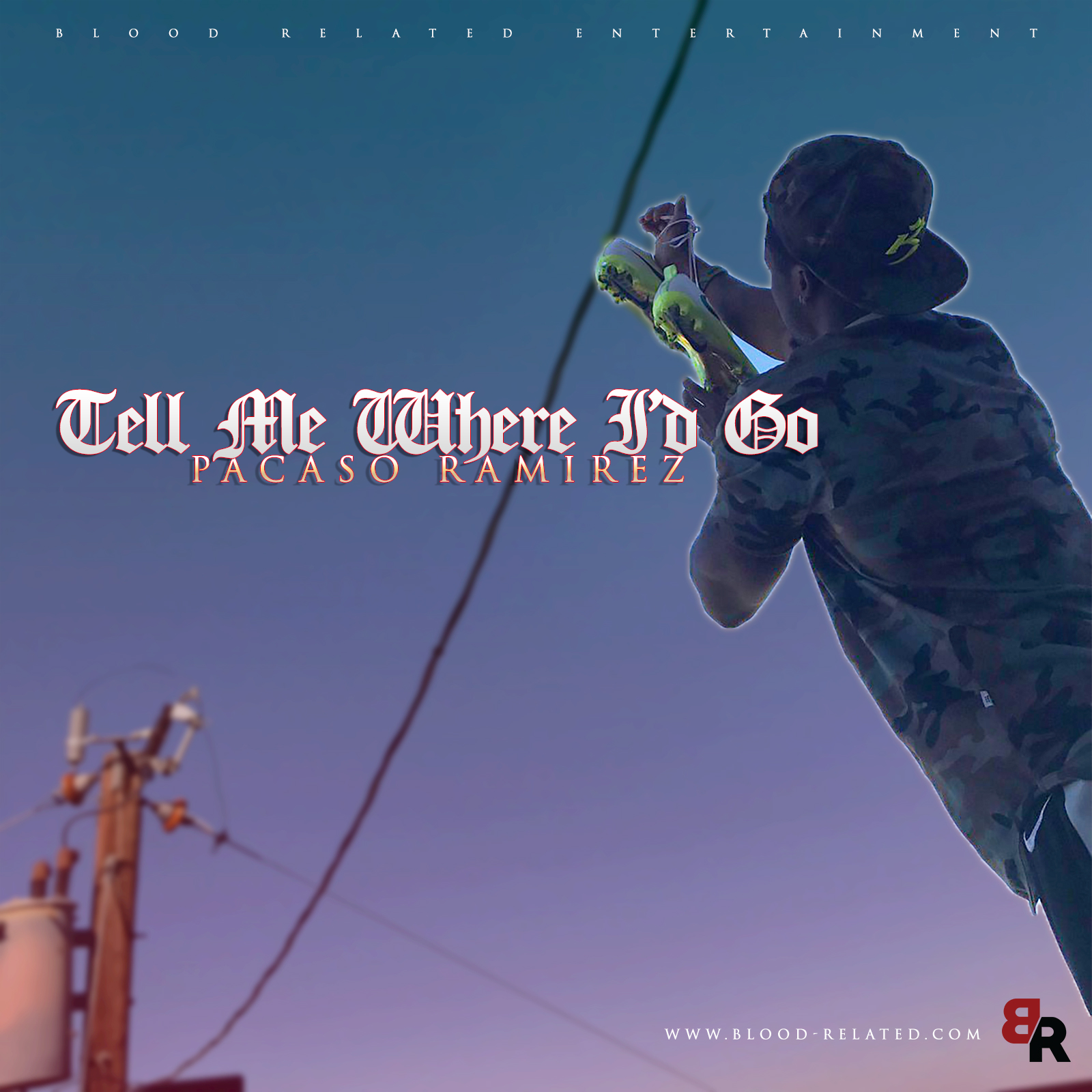Tell Me Where I'd Go by Contemporary Hip Hop Artist Pacaso Ramirez
