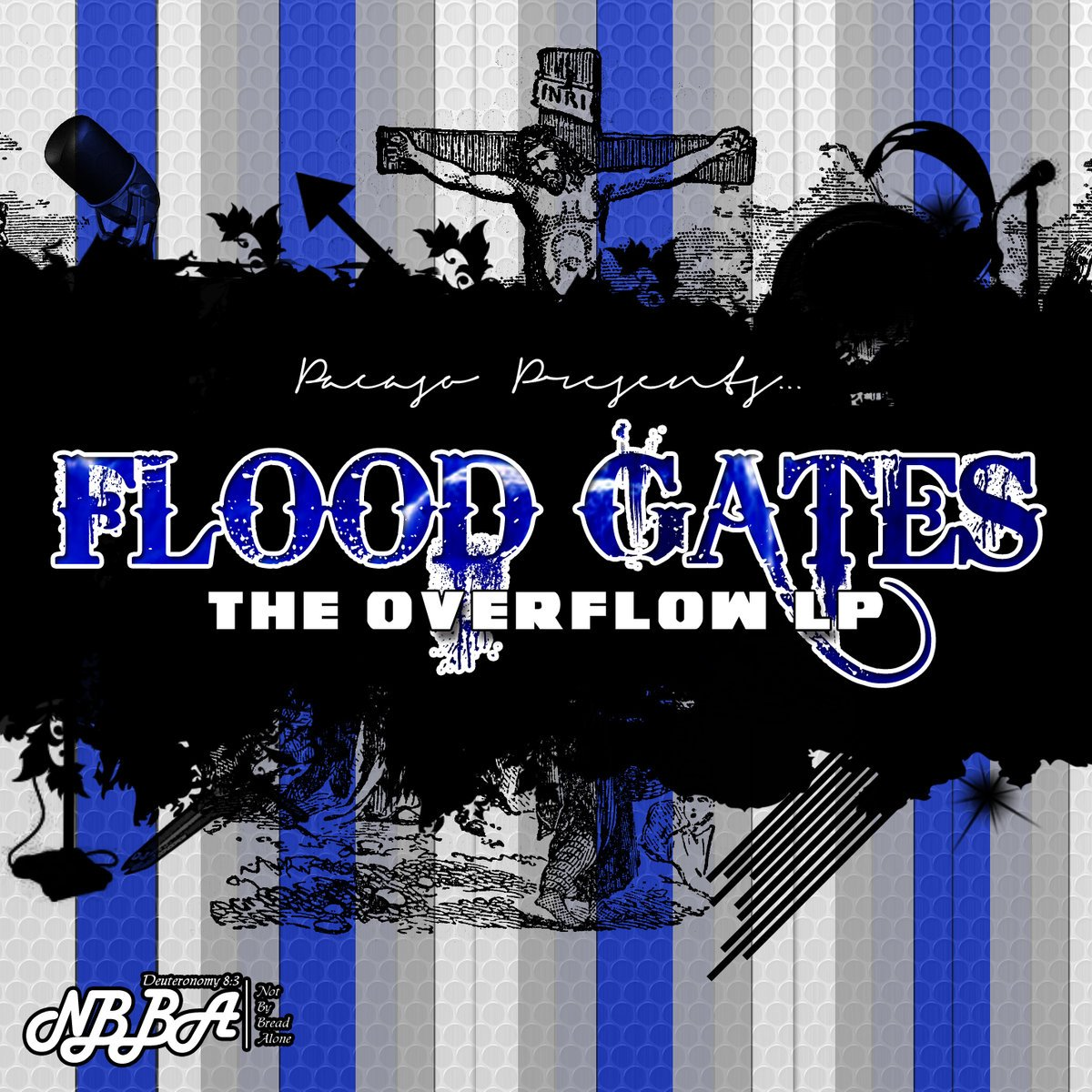 Flood Gates: The Overflow LP by Pacaso Ramirez